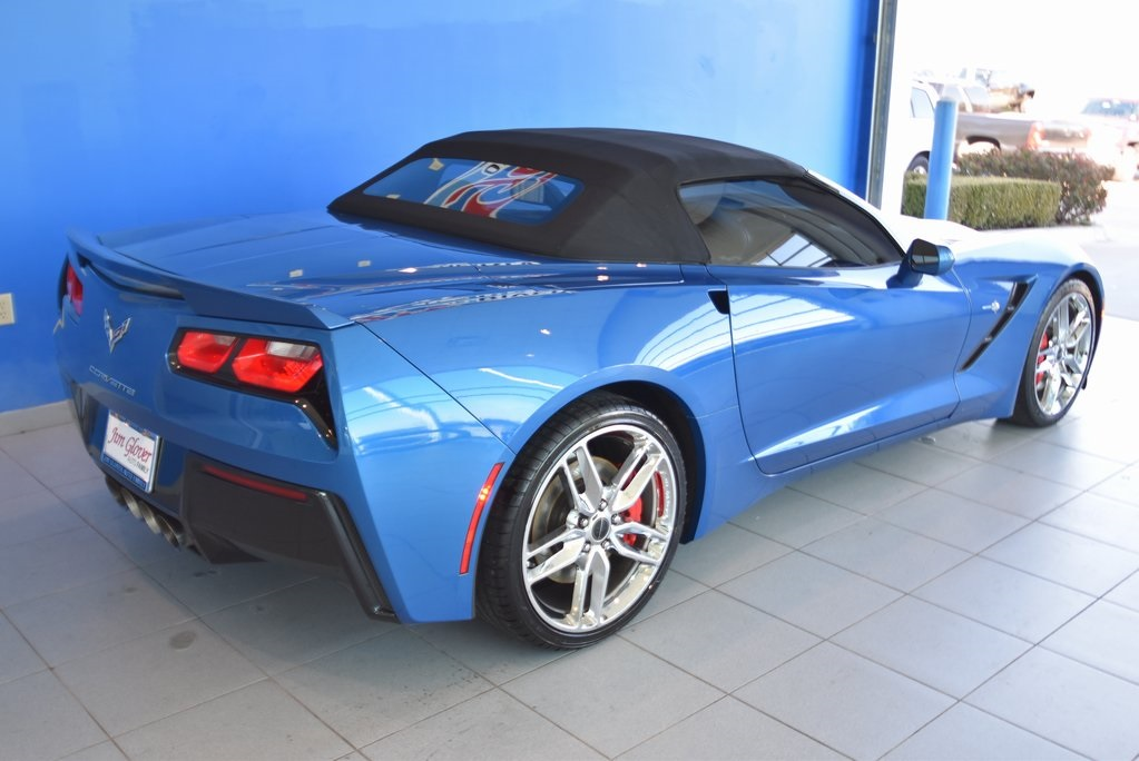 Pre-Owned 2014 Chevrolet Corvette Stingray Z51