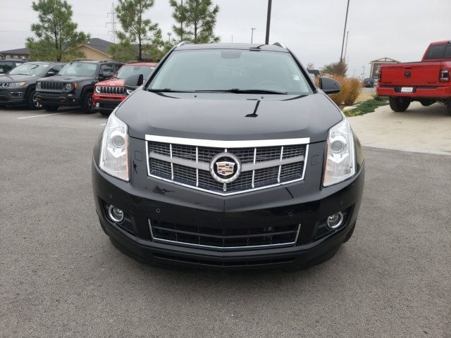 Pre-Owned 2011 Cadillac SRX Turbo Premium