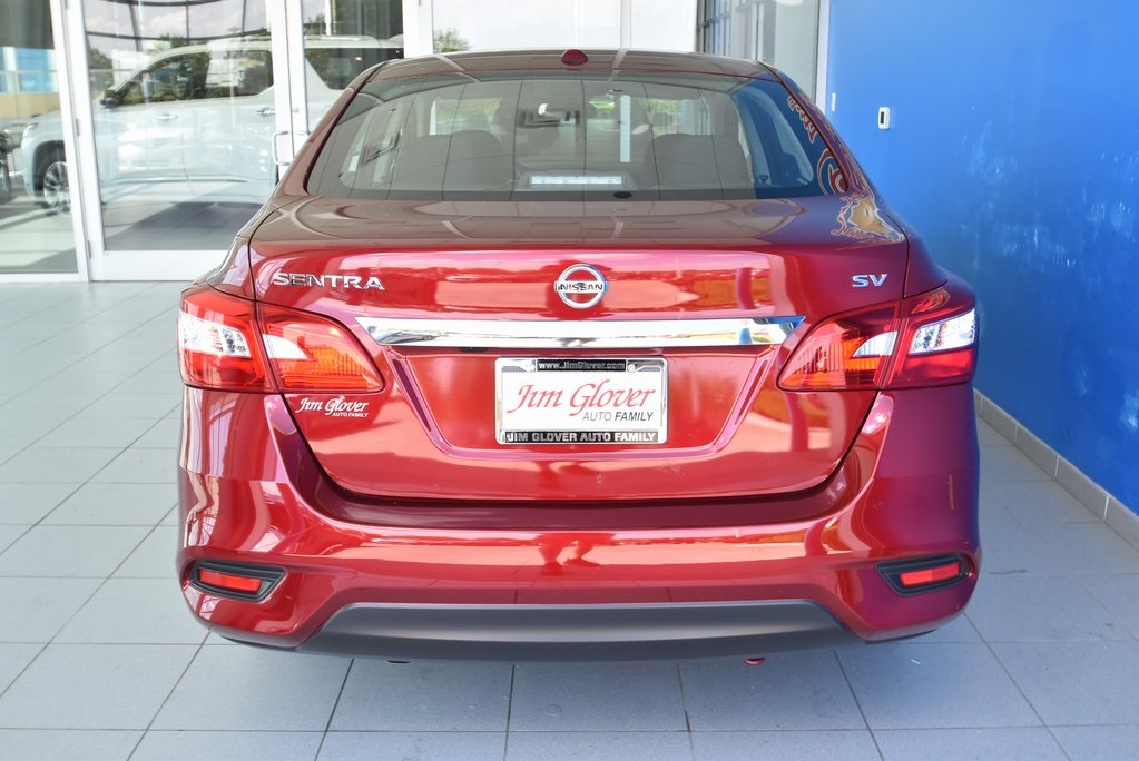 Pre-Owned 2018 Nissan Sentra 1.8 SV