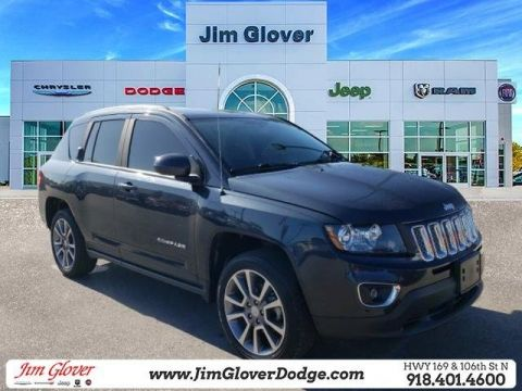 Pre-Owned 2015 Jeep Compass Limited