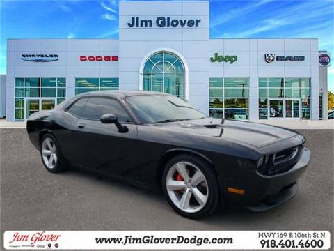 Pre-Owned 2010 Dodge Challenger SRT8